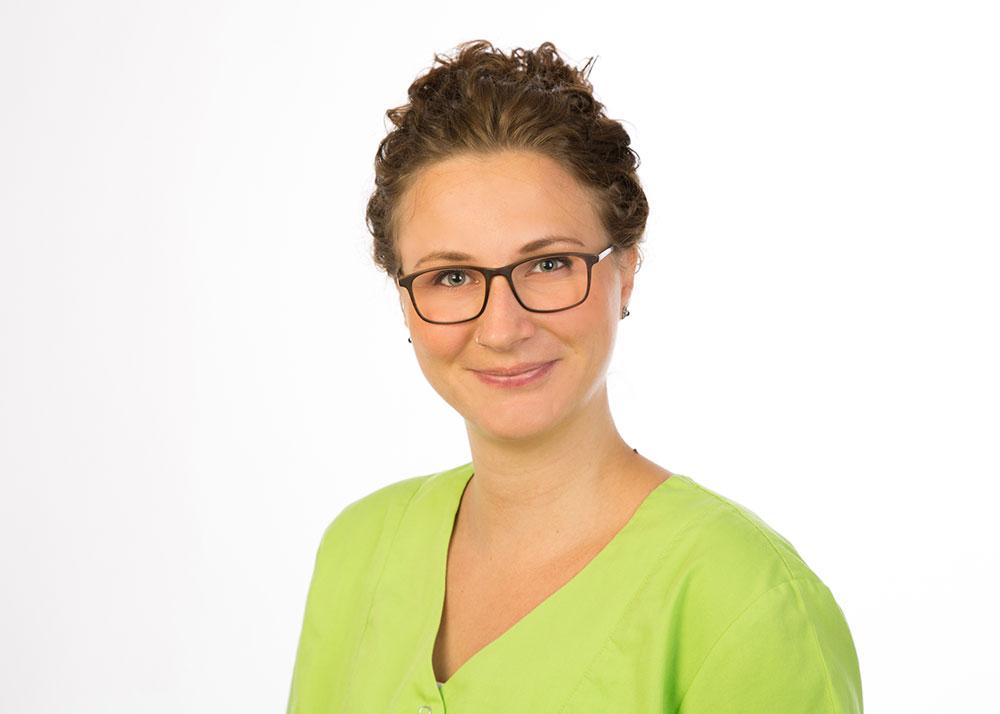 Ihr Team Otto-Küstner: Saskia Reuwer